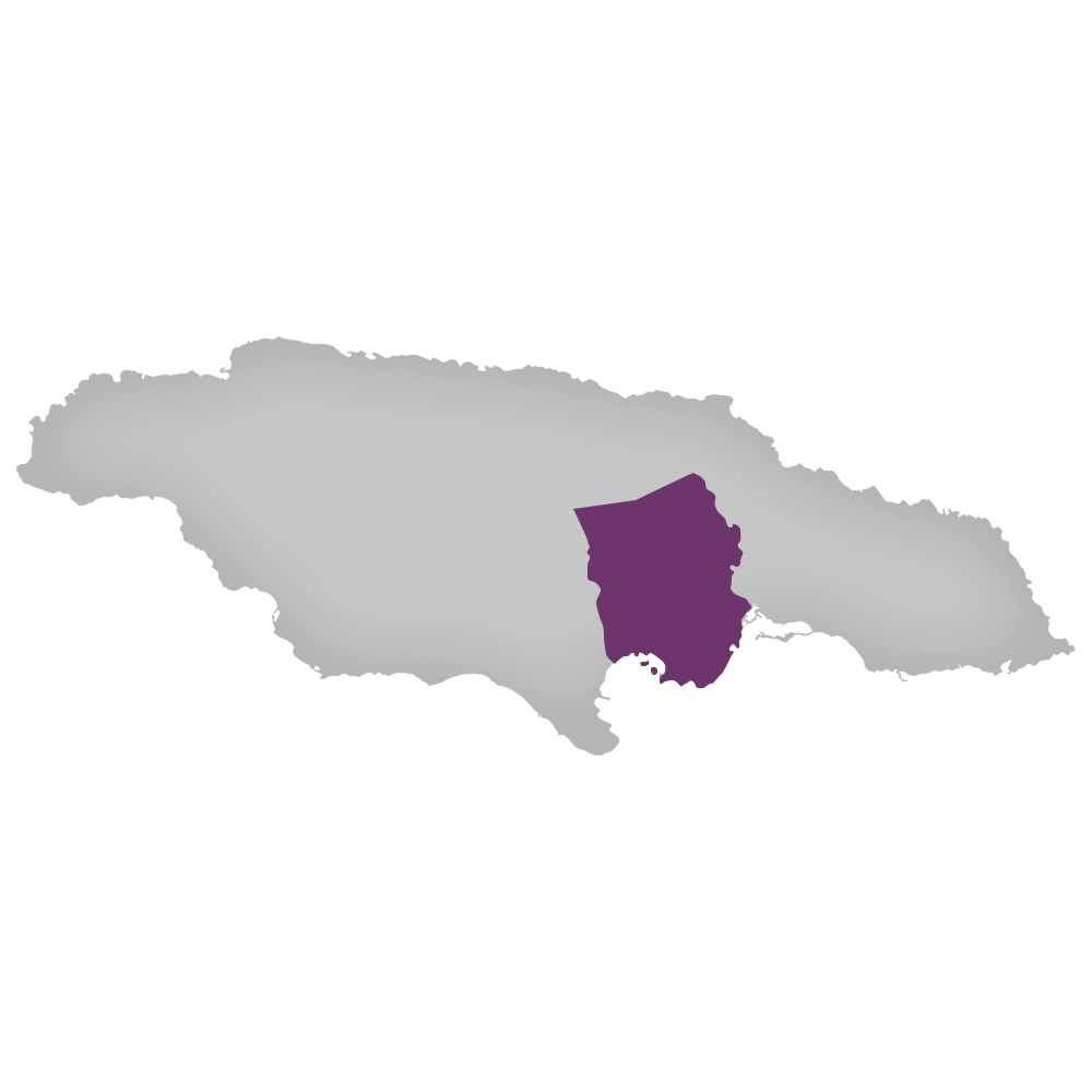 Region: St. Catherine