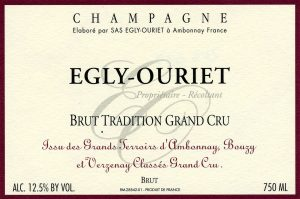 Egly Ouriet Grand Cru Brut Tradition