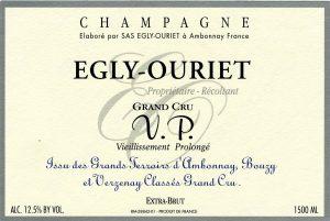 Egly Ouriet Extra Brut VP Grand Cru