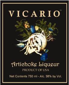 Artichoke Liqueur, Vicario