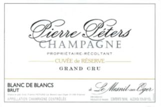 Pierre Péters 'Cuvée de Réserve' Brut
