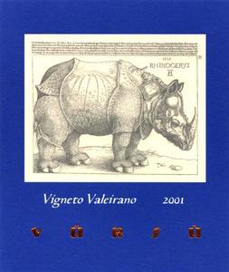 Barbaresco 'Valeirano', La Spinetta [wood cs]