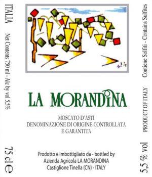 Moscato d'Asti, La Morandina