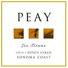 Syrah 'Les Titans - Estate', Peay Vineyards