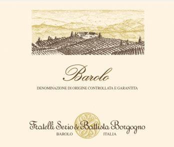 Barolo, Serio & Battista Borgogno