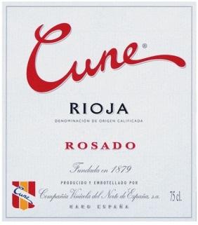 Rioja Rosado, Cune, CVNE