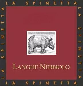 Langhe Nebbiolo [Starderi], La Spinetta