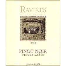 Pinot Noir, Ravines