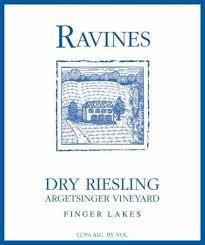 Riesling 'Argetsinger Vyd', Ravines