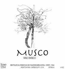 Vino Bianco 'Musco', Palazzone