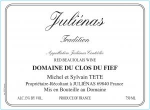 Wine and Spirit Label 2