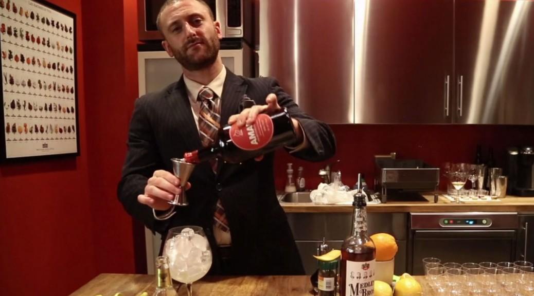 Winter Cocktails with Adam Schuman