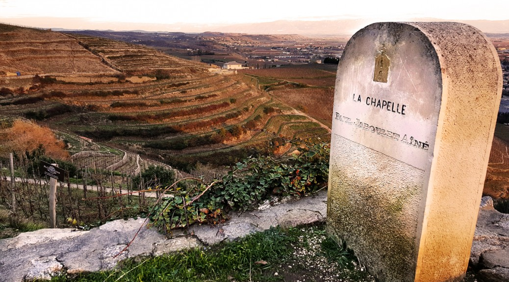 La Chapelle: A Beacon in the Rhone from Paul Jaboulet Aîné