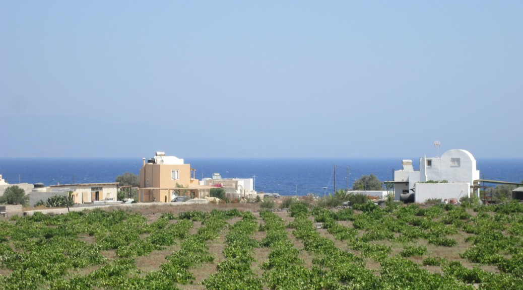 Domaine Sigalas and the Magic of Santorini 1
