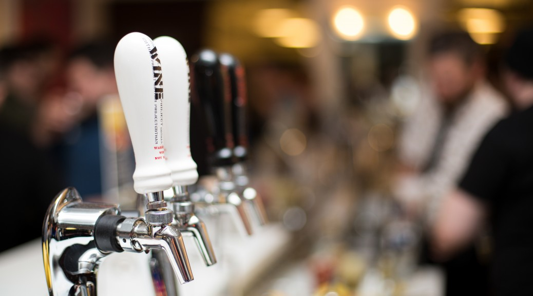 Gotham Project: Wine on Tap, Just as it Always Was, Again