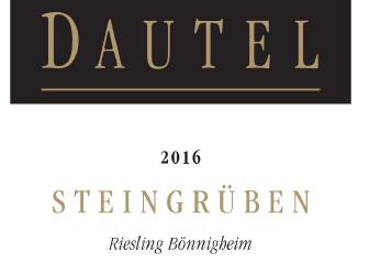 Dautel Bönnigheimer Steingrüben Riesling Grosses Gewächs