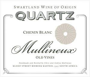 Chenin Blanc 'Quartz', Mullineux