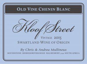 Chenin Blanc 'Swartland', Kloof Street