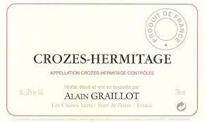 Crozes-Hermitage Blanc, Alain Graillot
