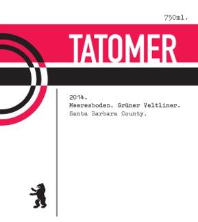 Grüner Veltliner 'Meeresboden', Tatomer