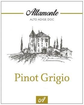Pinot Grigio Alto Adige DOC, Altamonte