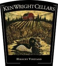 Pinot Noir, 'Hirschy Vyd', Ken Wright