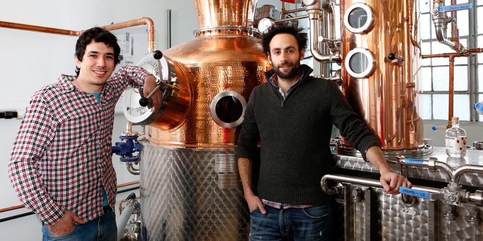 Farm to Bottle: An Interview with Neversink Spirits 2