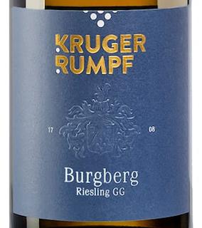 Kruger-Rumpf Burgberg Riesling Grosses Gewächs