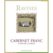 Cabernet Franc, Ravines