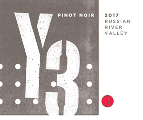 Pinot Noir 'Russian River Valley', Y3 [Jax]