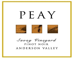 Pinot Noir 'Savoy Vyd', Peay Vineyards