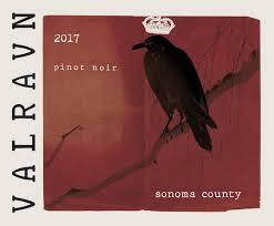 Pinot Noir 'Sonoma County', Valravn