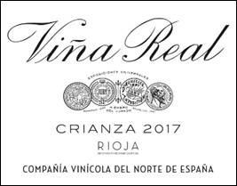 Rioja Crianza, Viña Real, CVNE