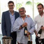 David Hinkle, Didier Vergnon & Clement Vergnon