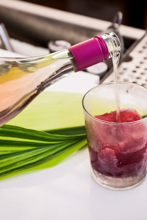 Gin and Juice Pops