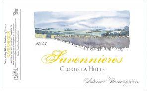 Savennieres 'Clos de la Hutte', Thibaud Boudignon 4