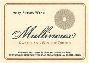 Straw Wine, Mullineux 1