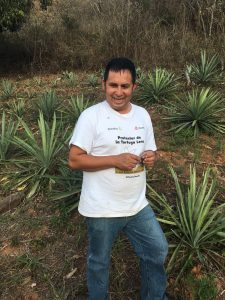 RESPECT TO THE MAESTROS: Agave, Community and Socioeconomics in Mezcal 3