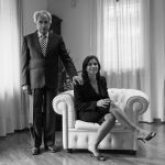 Mauro and Silvia