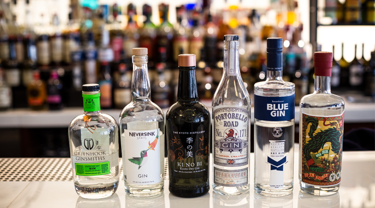 Gins Aplenty at Skurnik Wines!