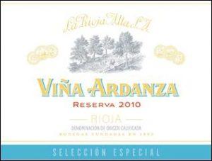 2010 La Rioja Alta Viña Ardanza Reserva 'Selección Especial': A Legend in the Making