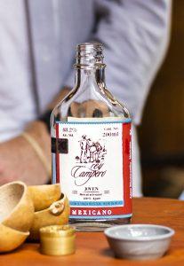 Wine and Spirit Label 3