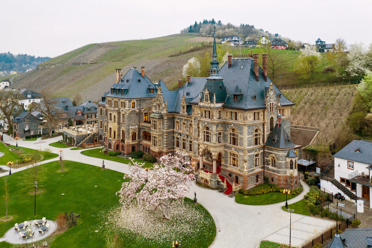 Autograph Collection Hotels Adds Schloss Lieser Germany To Their