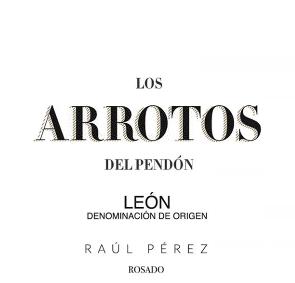 León Rosado, 'Arrotos del Pendón' [Prieto Picudo], Bodegas y Viñedos Raúl Pérez