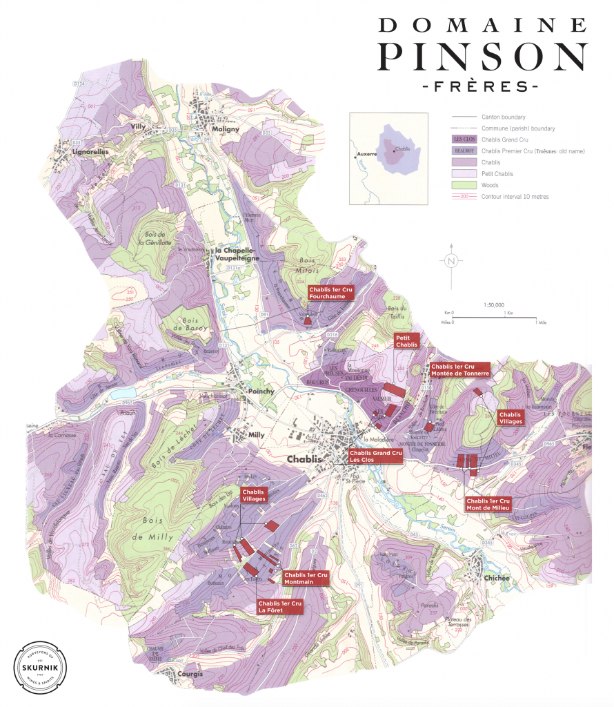 Charlène & Laurent on the History of Domaine Pinson, Working as a Daughter-Father Duo, Climate Change, and the 2018 & '19 Vintages 5