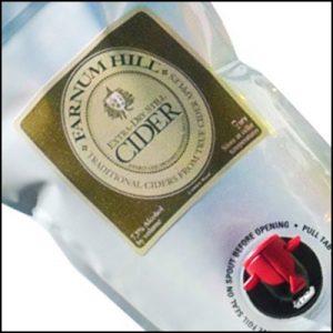 Wine and Spirit Label 6