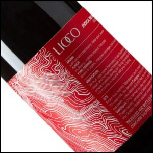 Wine and Spirit Label 4