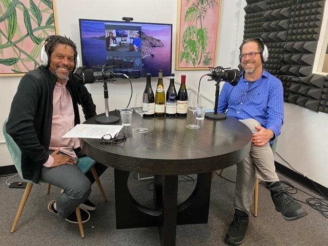 Harmon Skurnik Joins MJ Fowler on The Black Wine Guy Experience!